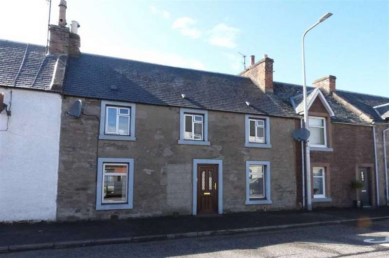 2 Bedrooms Terraced House for sale in Main Street, Almondbank, Perthshire
