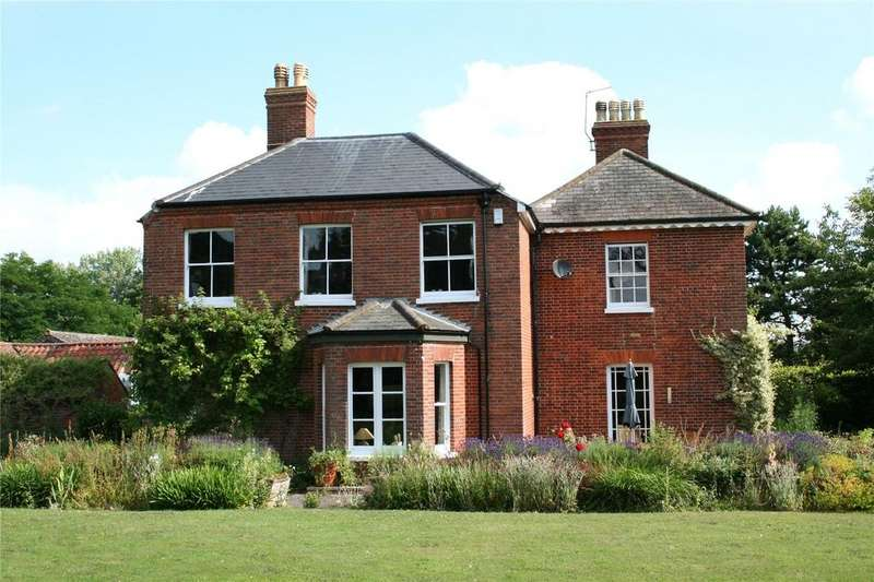 5 Bedrooms Detached House for sale in Coston, Nr Wymondham, Norfolk