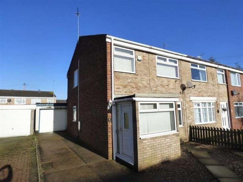 3 Bedrooms Semi Detached House for sale in Foxholme Road, Sutton Upon Hull, Hull, East Yorkshire, HU7