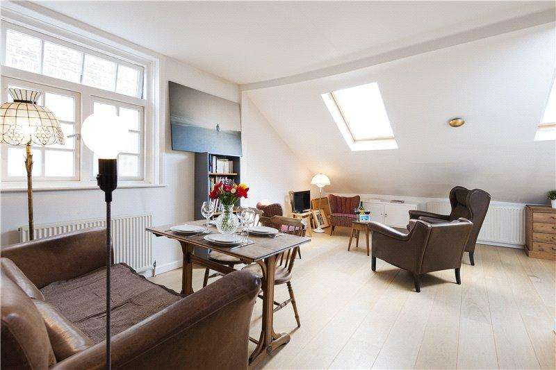 1 Bedroom Flat for sale in Westbourne Grove, London, W11
