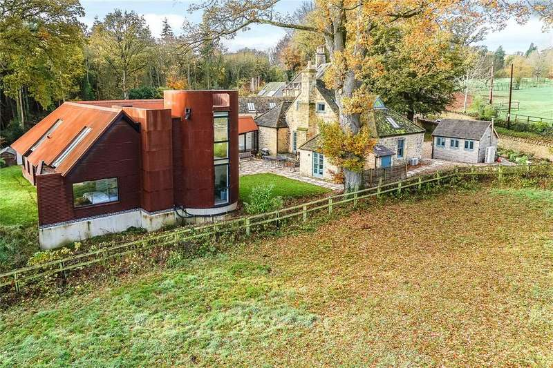 4 Bedrooms Detached House for sale in Upper Slaughter, Cheltenham, Gloucestershire