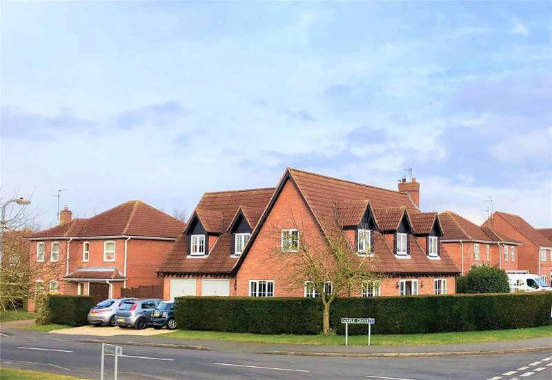 4 Bedrooms Detached House for sale in Wignals Gate, Holbeach, PE12
