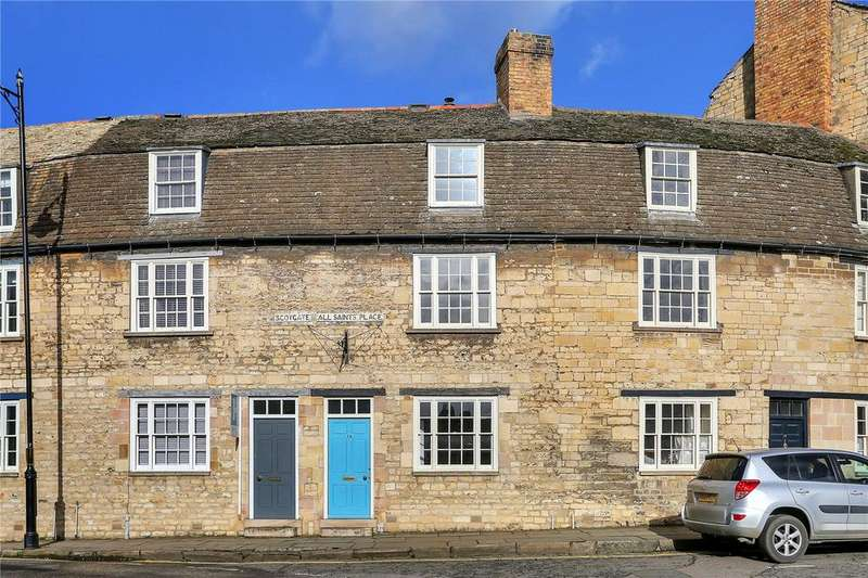 2 Bedrooms Terraced House for sale in All Saints Place, Stamford, Lincolnshire