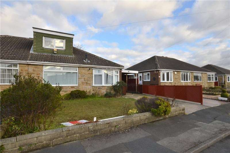 3 Bedrooms Semi Detached Bungalow for sale in Rogers Court, Stanley, Wakefield, West Yorkshire