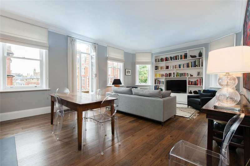 2 Bedrooms Flat for sale in Cadogan Gardens, London
