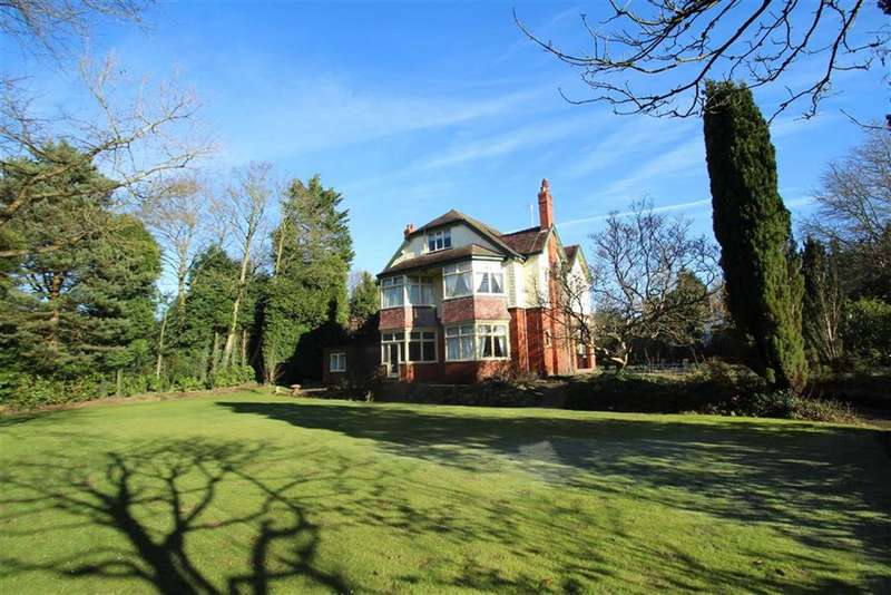 6 Bedrooms Detached House for sale in Hargate Drive, Hale, Hale Altrincham