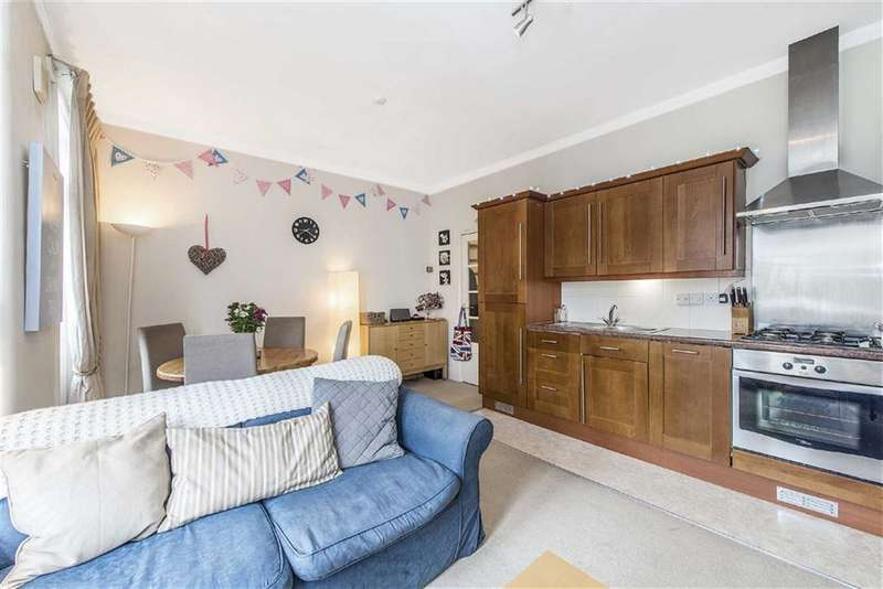 2 Bedrooms Flat for sale in Gowan Avenue, Fulham, London