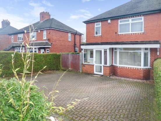 3 Bedrooms Semi Detached House for sale in Weston Road, Stoke-On-Trent, Staffordshire, ST3 6EE