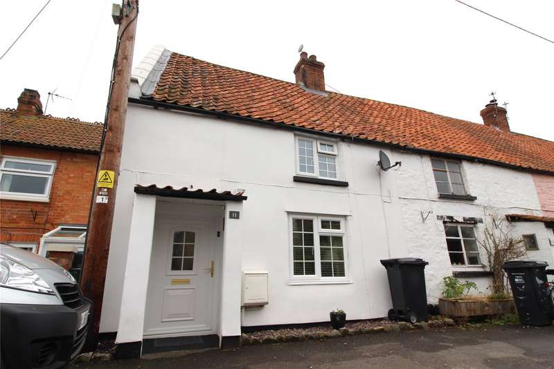 2 Bedrooms Property for sale in Waterloo Puriton Nr Bridgwater TA7