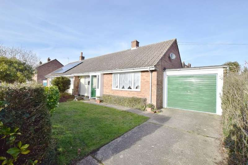 2 Bedrooms Semi Detached Bungalow for sale in Goldenlonds, Stoke By Nayland, CO6 4RE