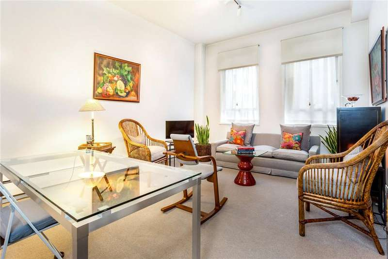1 Bedroom Flat for sale in Farley Court, Allsop Place, Marylebone, London, NW1