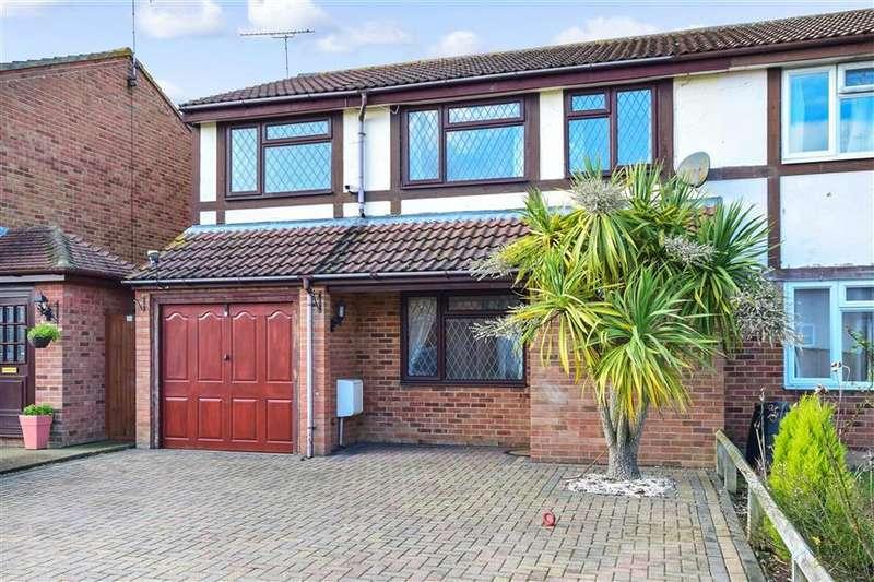 4 Bedrooms Semi Detached House for sale in Wrentham Avenue, Herne Bay, Kent