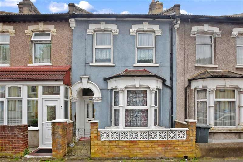 3 Bedrooms Terraced House for sale in Dongola Road, Plaistow, London