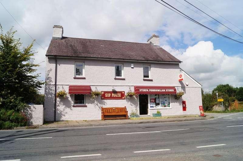 4 Bedrooms Detached House for sale in Penrhiwllan , Llandysul, Ceredigion SA44