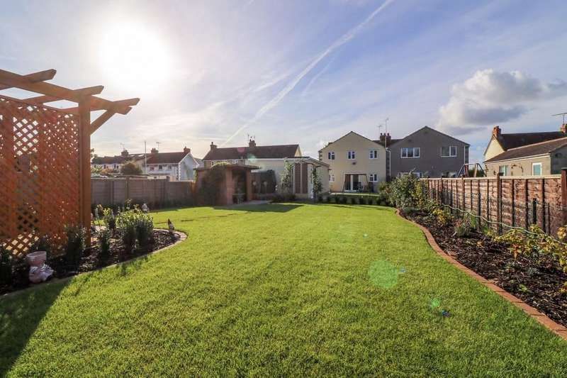 3 Bedrooms Semi Detached House for sale in Street Road, Compton Dundon