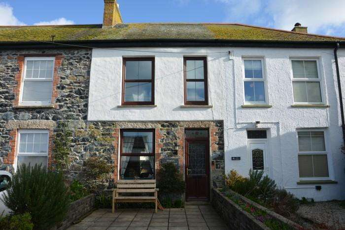 3 Bedrooms Cottage House for sale in PIPPINS ELM TERRACE MULLION, TR12