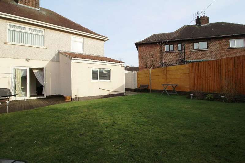 4 Bedrooms Semi Detached House for sale in Orchard Hey, Old Roan