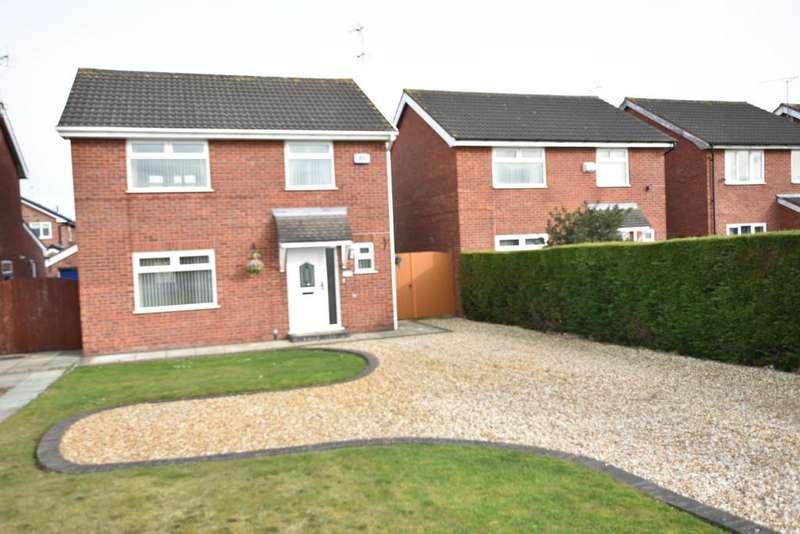 4 Bedrooms Detached House for sale in Sandy Lane, Saltney