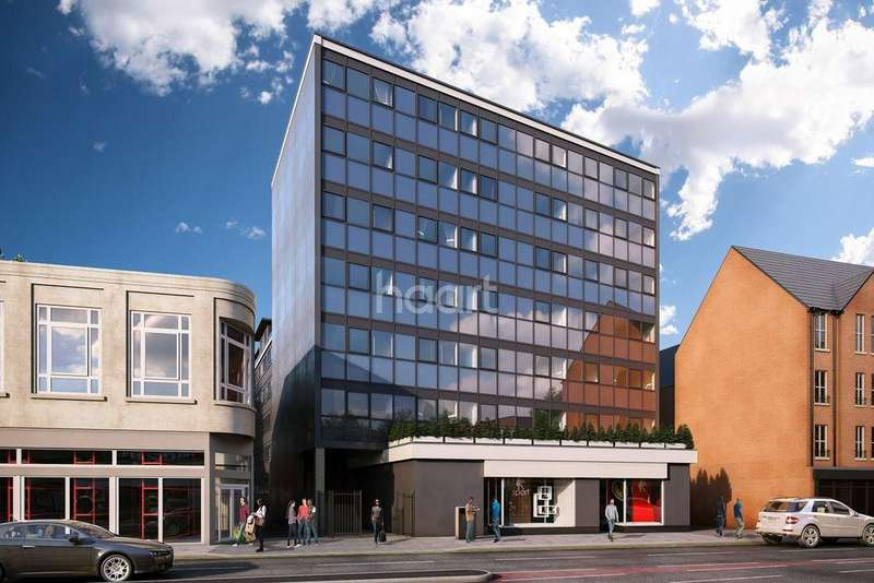 2 Bedrooms Flat for sale in Grosvenor House, Norwich