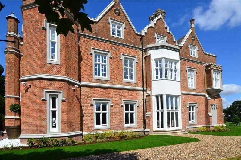 2 Bedrooms Parking Garage / Parking for sale in Hamels Mansion, Hamels Park, Buntingford, Hertfordshire, SG9