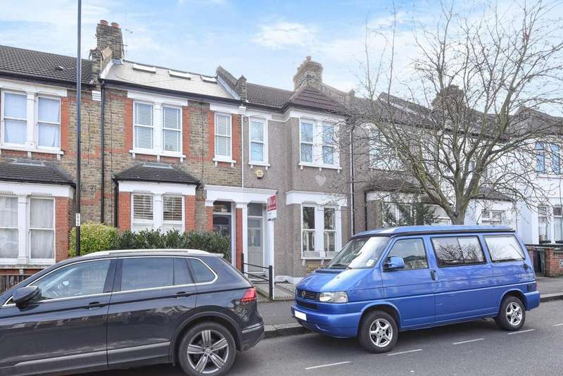 2 Bedrooms Terraced House for sale in Brightside Road, Hither Green