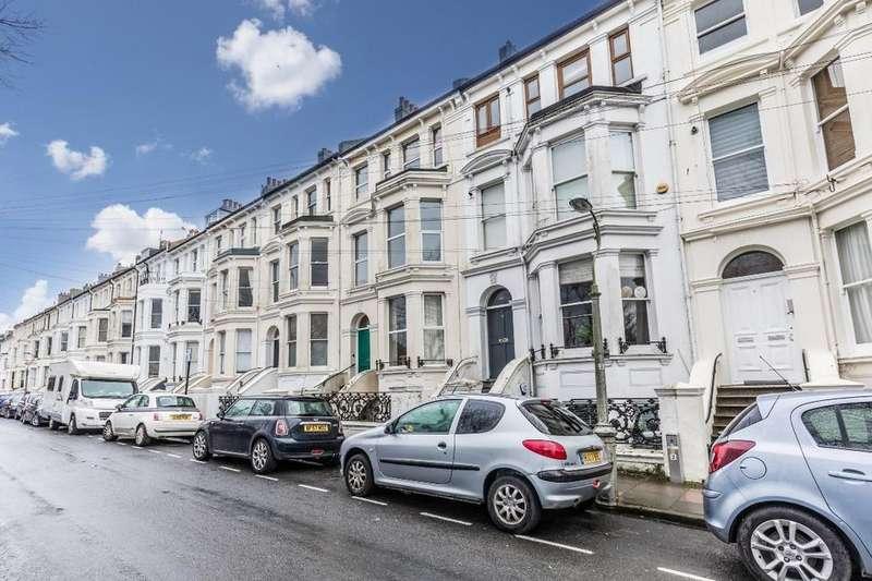 1 Bedroom Flat for sale in Walpole Terrace Brighton BN2