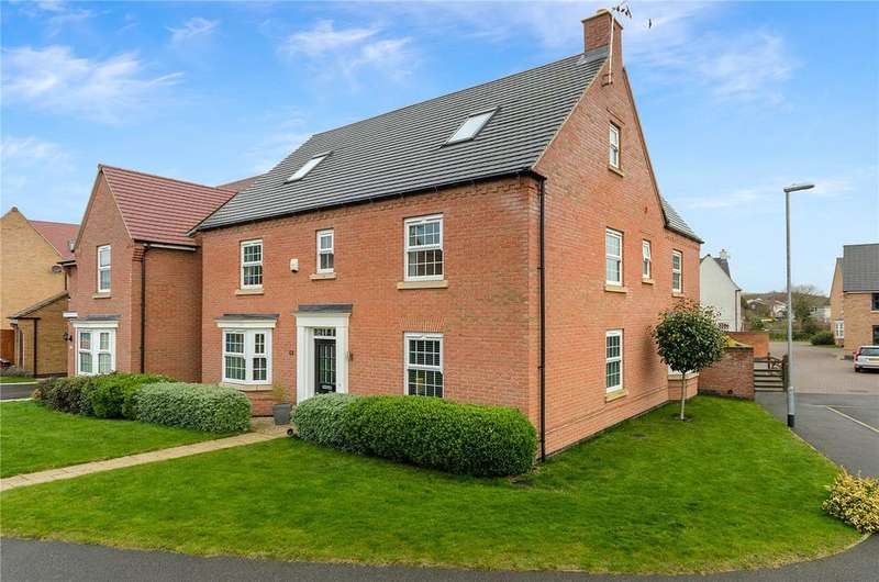 6 Bedrooms Detached House for sale in Firth Close, East Leake, Loughborough, LE12