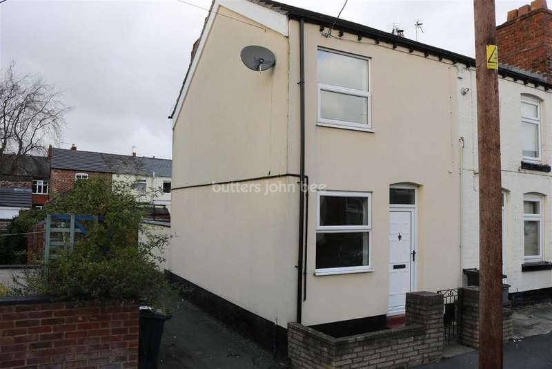 2 Bedrooms End Of Terrace House for sale in Spencer Street, Barnton