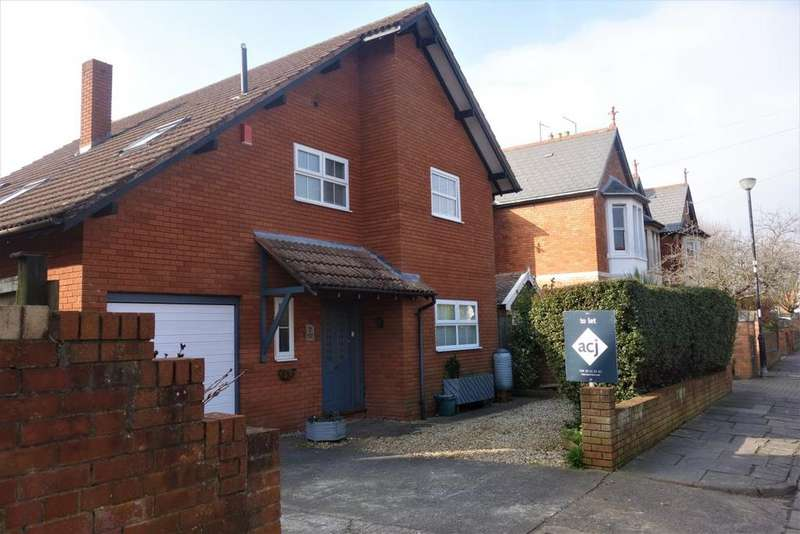 4 Bedrooms Detached House for rent in Alberta Place, Penarth