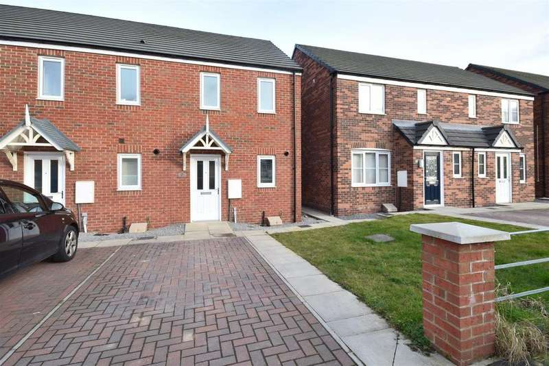 2 Bedrooms Semi Detached House for sale in Greener Road, Alexandra pasrk, Sunderland