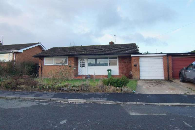 2 Bedrooms Detached Bungalow for rent in Cae Glas, Trefnant