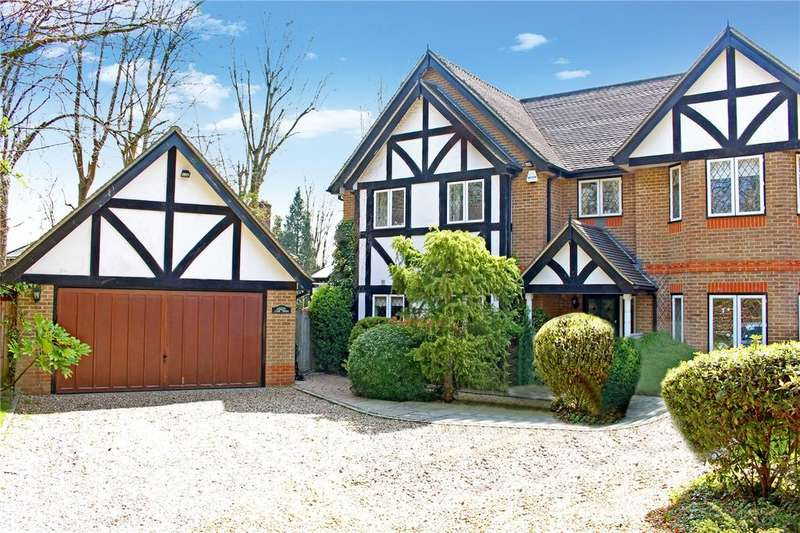 5 Bedrooms Detached House for rent in The Clump, Rickmansworth, Hertfordshire, WD3
