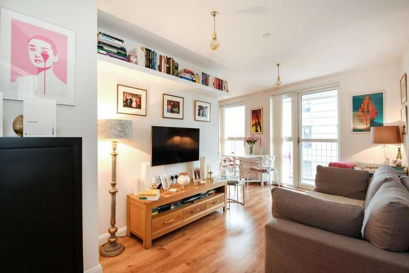 1 Bedroom Flat for sale in Queensland Road, Holloway