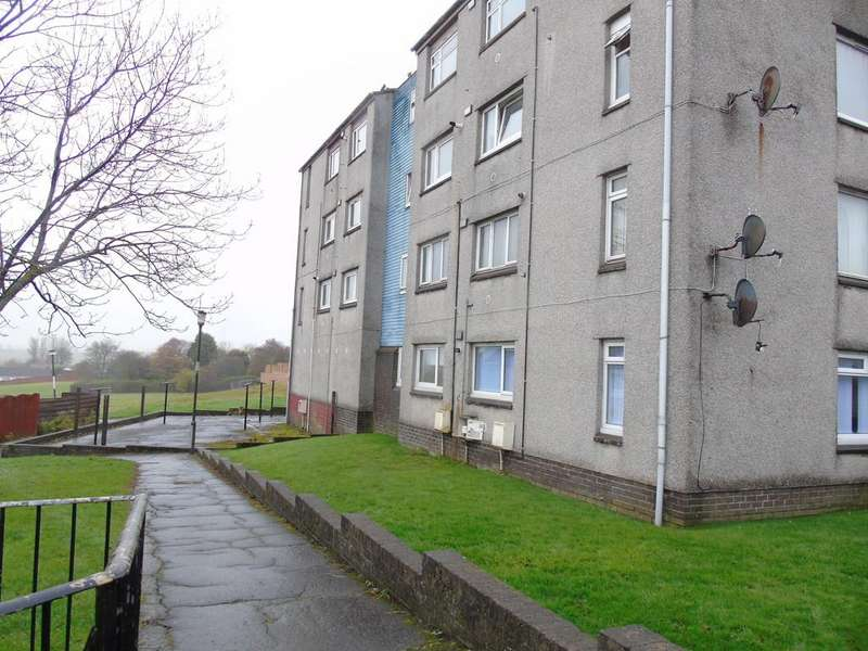2 Bedrooms Ground Flat for rent in McPherson Crescent, Chapelhall, Airdrie
