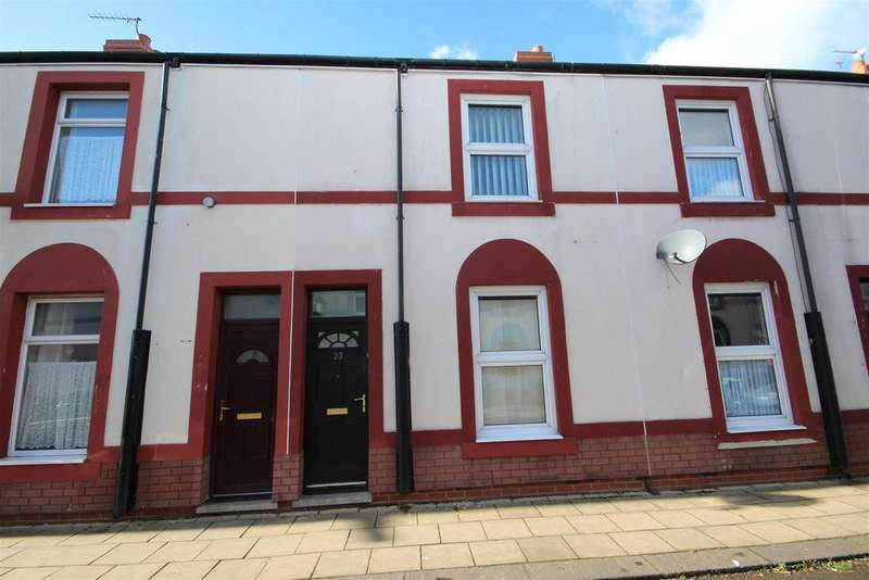 2 Bedrooms Terraced House for sale in Dent Street, Hartlepool