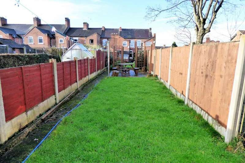 2 Bedrooms Terraced House for sale in Woods Lane, Burton-on-Trent