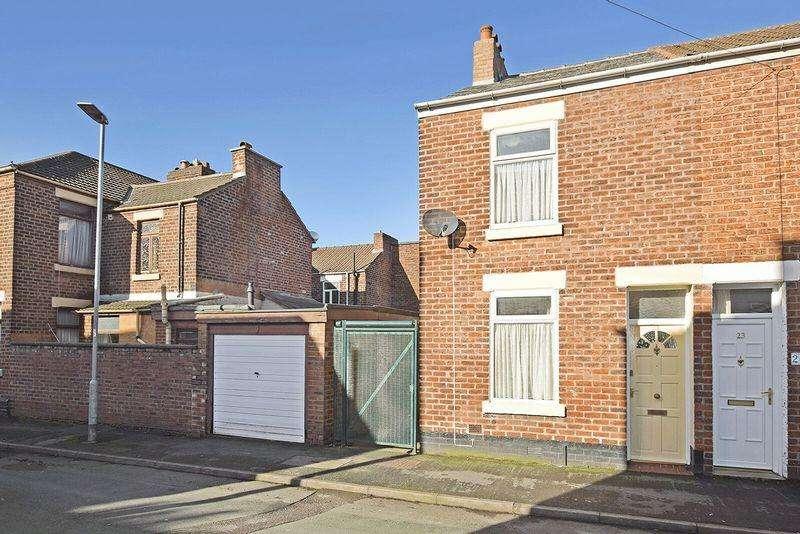 2 Bedrooms Terraced House for sale in Stanley Street, Runcorn
