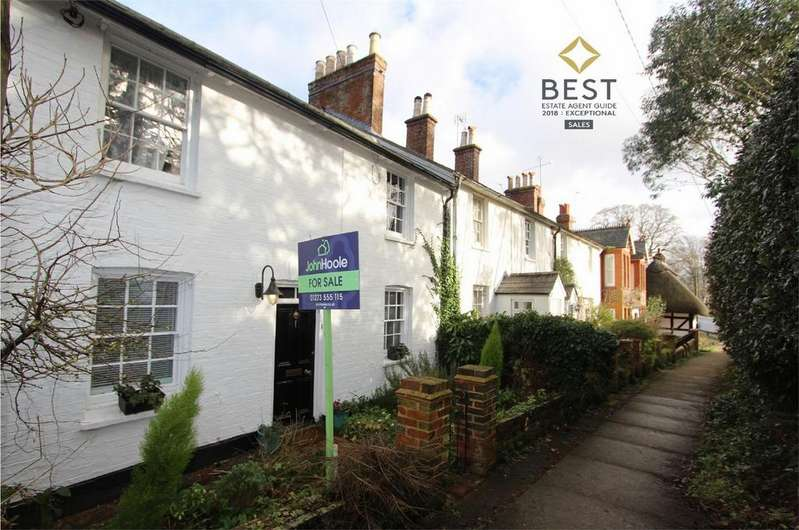 3 Bedrooms End Of Terrace House for sale in Church Terrace, HENFIELD, West Sussex
