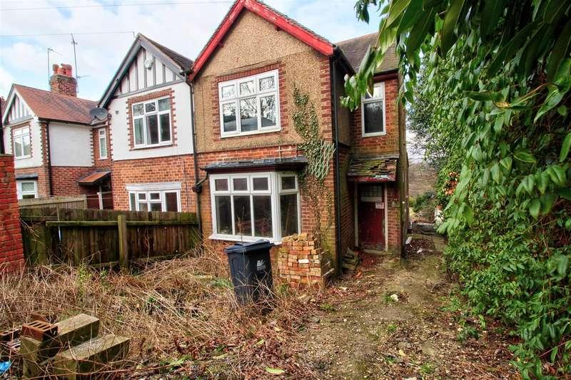 3 Bedrooms Semi Detached House for sale in Hands Road, Heanor