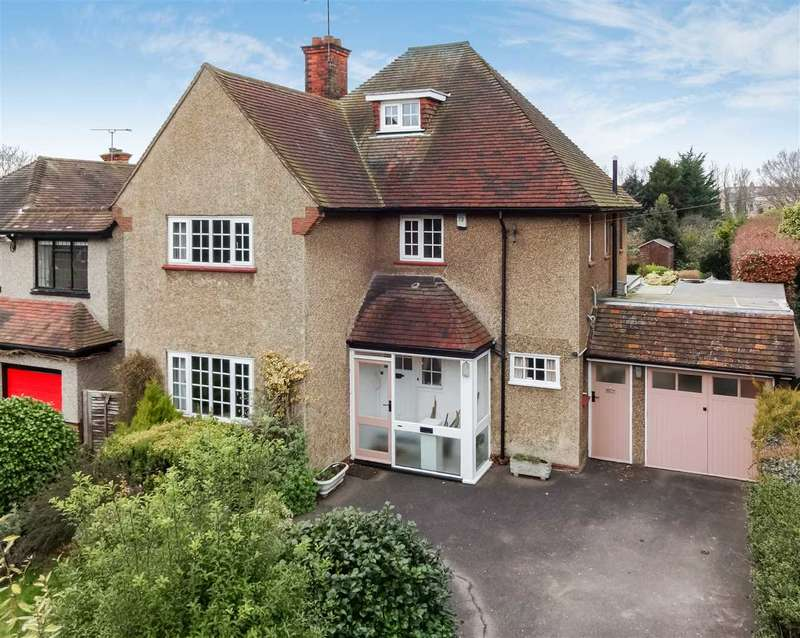 5 Bedrooms House for sale in Park Road, Brentwood