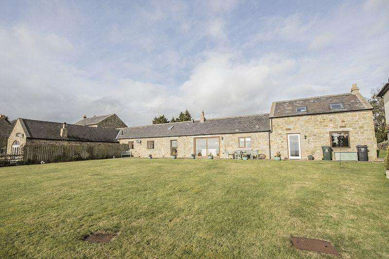 4 Bedrooms Semi Detached House for sale in Halton Shields, Corbridge