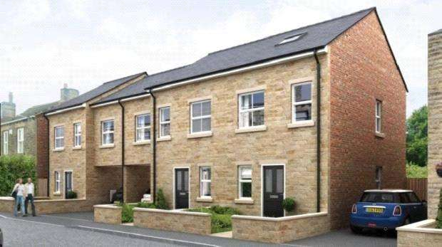3 Bedrooms Town House for sale in Saville Street, Ossett, West Yorkshire