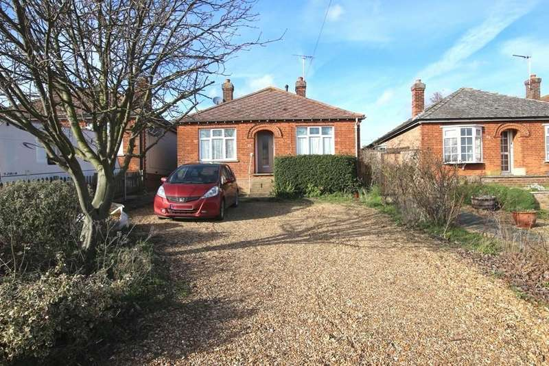 3 Bedrooms Detached Bungalow for sale in The Vineyards, Ely