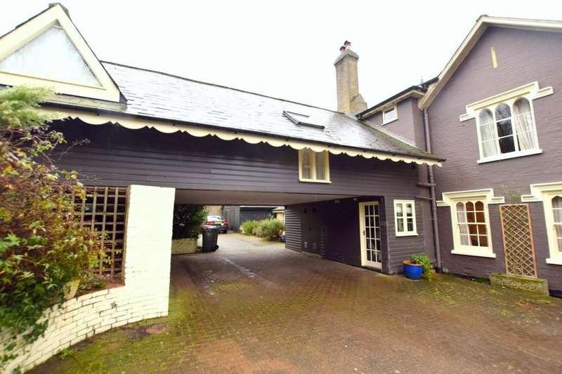 1 Bedroom Link Detached House for rent in Melton, Woodbridge
