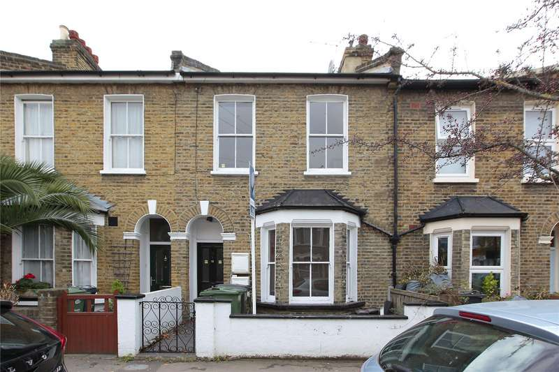 4 Bedrooms House for sale in Hargwyne Street, Brixton, London, SW9