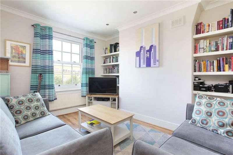 1 Bedroom Flat for sale in Huguenot Terrace, Wandsworth, London, SW18