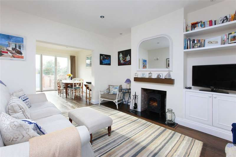 4 Bedrooms End Of Terrace House for sale in Hebdon Road, Tooting, London, SW17