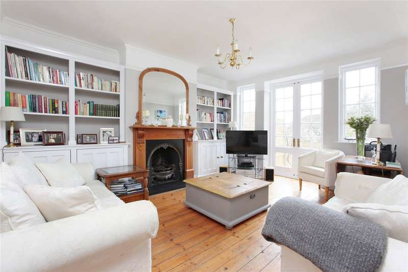 6 Bedrooms Terraced House for sale in Ellerton Road, Wandsworth Common, London, SW18