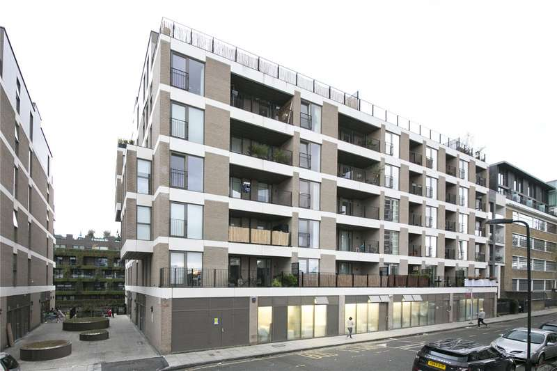2 Bedrooms Flat for sale in De Beauvoir Crescent, De Beauvoir, N1