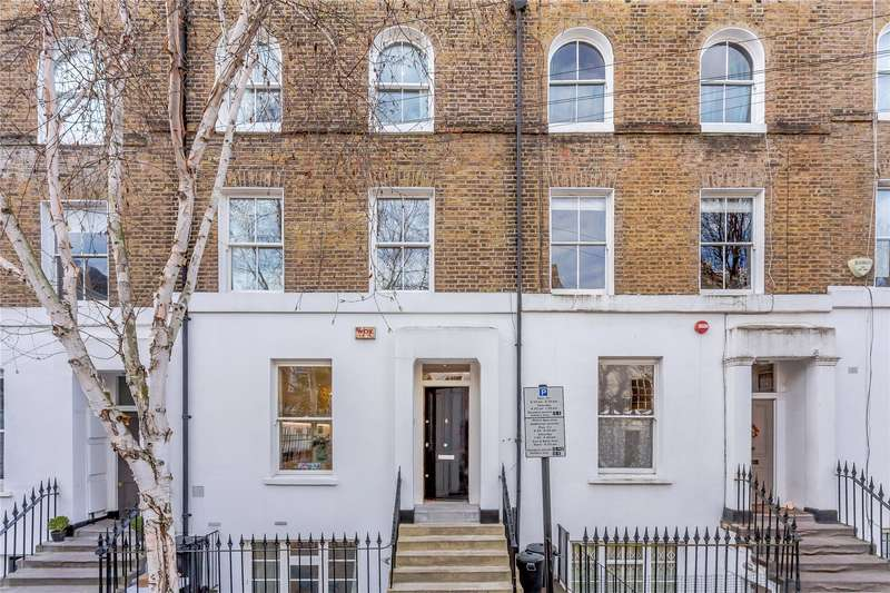 4 Bedrooms Terraced House for sale in Tyndale Terrace, Canonbury, N1